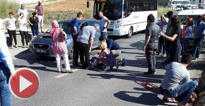 Kamyonet Motosiklete Çarptı: 2 Genç Öldü