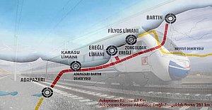 Demiryolu Yörenin Ekonomisini Canlandıracak