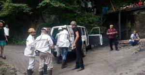 Kaçak maden ocağında göçük: 2 işçi mahsur