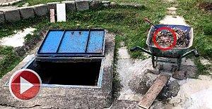 Kanalizasyonda bulunan bebeğin annesi serbest bırakıldı