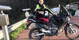 Motosikletli Kayıp Gençten Acı Haber