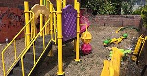Parklar Modernize Ediliyor
