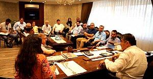 Üstyapı Çalışmaları Öncesi Kritik Toplantı