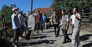 3 Köyü Kurtlar Bastı, 20 Hayvan...
