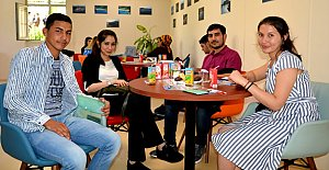 791 Yabancı Uyruklu Öğrencinin Kayıt Heyecanı