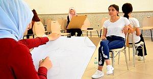 434 Öğrenci, 45 Kişilik Kontenjan İçin Yarıştı