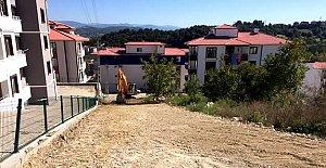 Aladağ'da Yol Düzenleme Çalışmaları