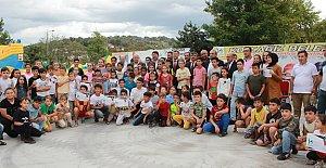 Aqua Park Projesinde 466 öğrenciye sertifika