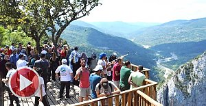 Küre Dağları Doğa Tutkunlarını Ağırlıyor