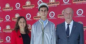 Türkiye'de Yılın Çırağı Bartınlı Mustafa