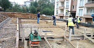 Karaköy'e 200 m2 Yeni Park