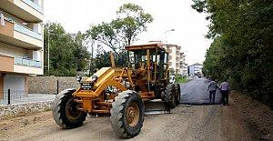 Karaköy'ün Yolları Yenileniyor