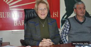 CHP İl Başkanı Erkan'dan Zehir Zemberek Sözler