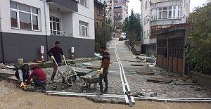 Kırtepe'de 625.Sokak Yenileniyor