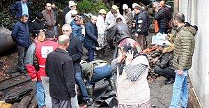 Mahsur Kalan Madencilerden Acı Haber