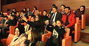 Tunç, Öğrencileri TBMM'de Ağırladı