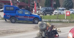 Ulus'ta Feci Kaza: 1 Ölü