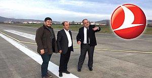 Aldatmaz#039;dan Havalimanı Müjdesi