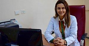 Dr. Elif SARICAOĞLU Göreve Başladı