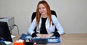 Dr. Gamze ARSLAN göreve başladı