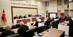 Mecliste 8 Madde Kabul Edildi