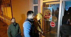 Suç Örgütü Operasyonuna 6 Tutuklama