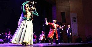 Türk Dünyası Müzik Topluluğundan Konser