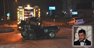 Arızalanan Otomobile Çarptı: 1 Ölü,...