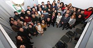 Genç Peyzaj Mimarı Ödülü Bartın'a