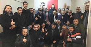 Yeniden Refah Partisi Bartın'da Teşkilatlanıyor