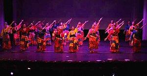 Bartın'da 272 Dansçı Büyüledi