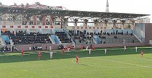 Bartınspor İstanbul'dan 3 Puanla Dönüyor