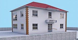 Belediye'den Ücretsiz Gasilhane Hizmeti