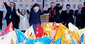 Cumhurbaşkanı Erdoğan, Bartına...