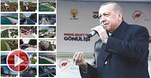 Başkan Erdoğan'dan Mega Projelere Tam Destek