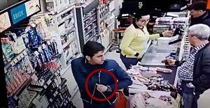 Gezici Market Hırsızlarına Şok Baskın