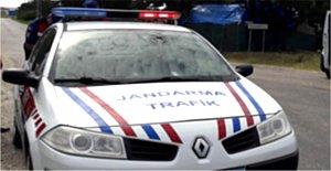 Kaza Yapan Alkollü Sürücüye Rekor...