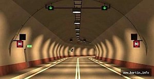 Bartın'da Tüneller 2020 Yılında Açılıyor