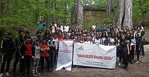 99 Genç Yedigöller'i Gezdi