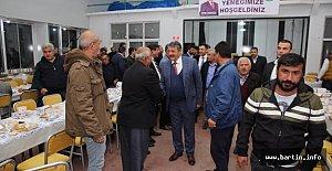 Başkan Akın, Hasankadı'da