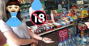 Çocuğa Sigara Satan Bakkala 14 Bin TL Ceza ve...