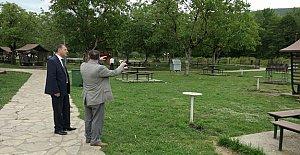 Karaçay Piknik Alanı'na Şadırvan