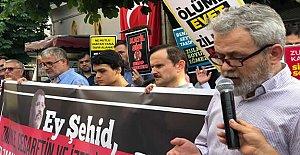 Bartın'da Mursi için Gıyabi Cenaze Namazı