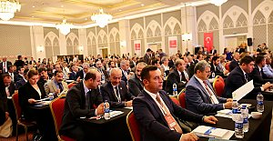 Başkan,TBBM Toplantısı'na Katıldı