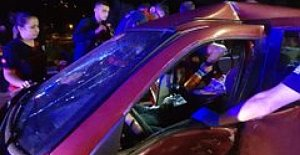 Ankara Yolunda Kaza: 3 Yaralı