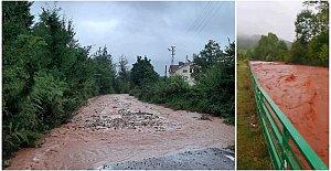 Bartın#039;da Sel Tehlikesi