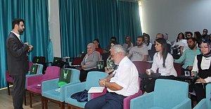 Bartın'da 55 kişiye bağımlılık eğitimi