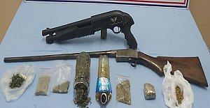 3 İlde Uyuşturucu Operasyonu: 3 Tutuklama