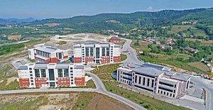 Bartın'da 18 Bin Üniversiteli Dersbaşı Yaptı