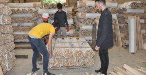 Günde 10 Bin Sap Üretip Ortadoğu'ya İhraç Ediyorlar